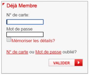 Air Algerie Plus Espace Membre
