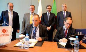 Accord Air Algérie-Rolls Royce pour la maintenance des aéronefs