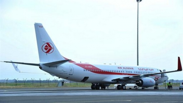 Air Algérie réceptionne un nouveau Boeing
