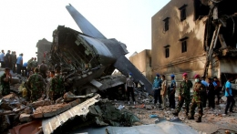 Air Algérie rend hommage aux victimes du crash du vol AH 5017