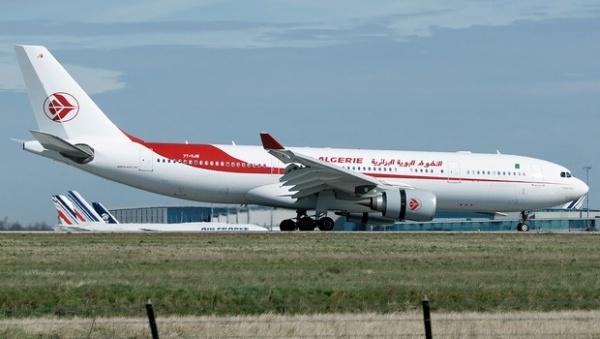 Le vol Alger-Bruxelles de vendredi redirigé vers l'aéroport de Lille (Air Algérie)
