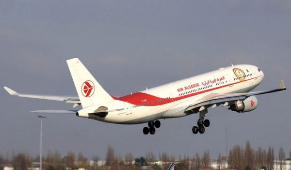 Le vol d'Air Algérie à l'arrivée et au départ de Bruxelles redirigé vers l'aéroport de Lille