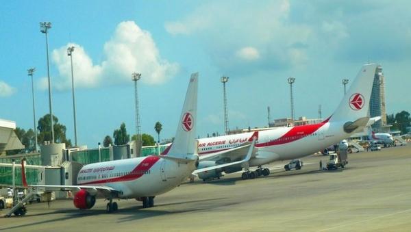 Les vols perturbés à l'aéroport d'Alger par un mouvement de protestation du personnel technique