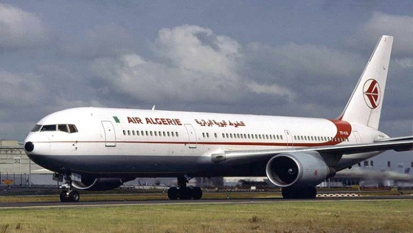 Un avion d'Air Algérie dérouté vers l'aéroport de Lyon après une alerte à la bombe