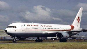 Une panne technique sur un avion d'Air Algérie assurant la desserte Bruxelles-Alger