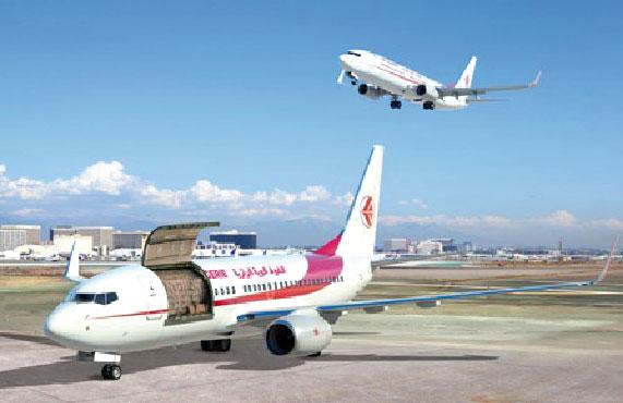 Les opérateurs désireux d'exporter par avion invités à se rapprocher d'Air Algérie