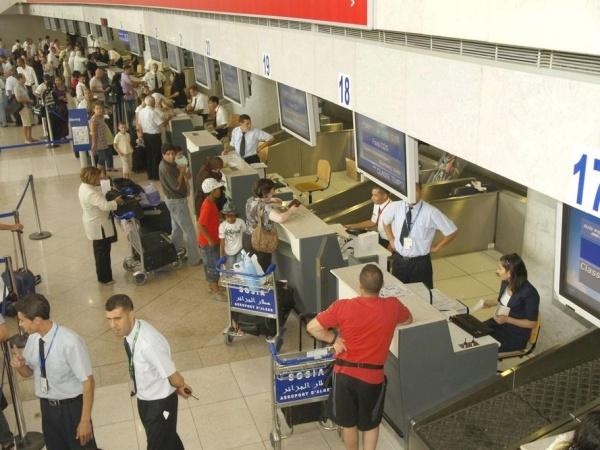 Air Algérie: rétablissement du système de réservation et d'enregistrement