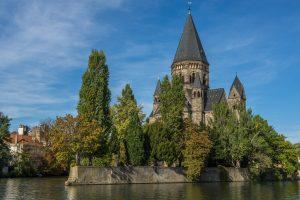 Metz/Nancy - France